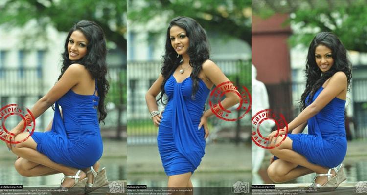 Shalani Tharaka hot