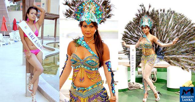 Gayesha Perera Bikini Photos