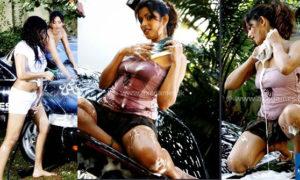 Axe Girls Car Wash Photo Collection