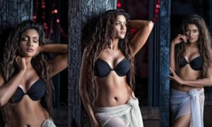 Chulakshi Ranathunga Is Looking Extremely Hot in Black Bra