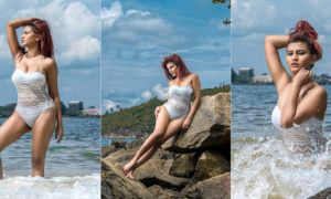 Chamathka Lakmini Bikini Photo Shoot