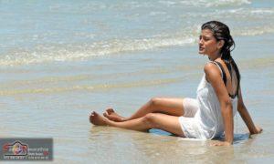 Chamathka Lakmini Hot Beach Photo Shoot