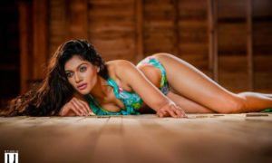 Chulakshi Ranathunga Hot Bikini Photos