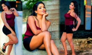 Hiruni Liyanage Hot Photo Shoot