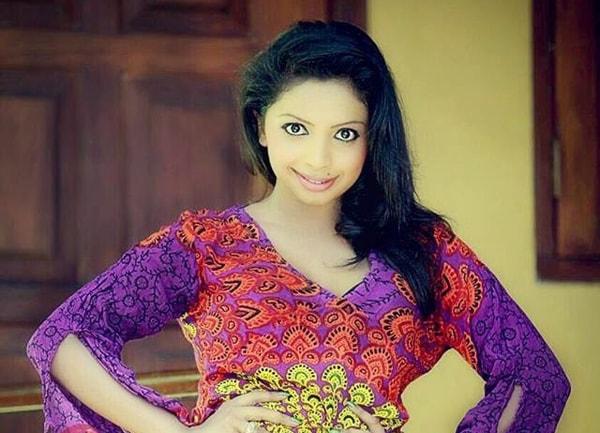 Lakshika Jayawardhana Hot Photo Shoot