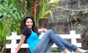 Lochana Imashi Hot Outdoor Photo Shoot