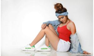 Natasha Roshel Hot in Tight Shorts