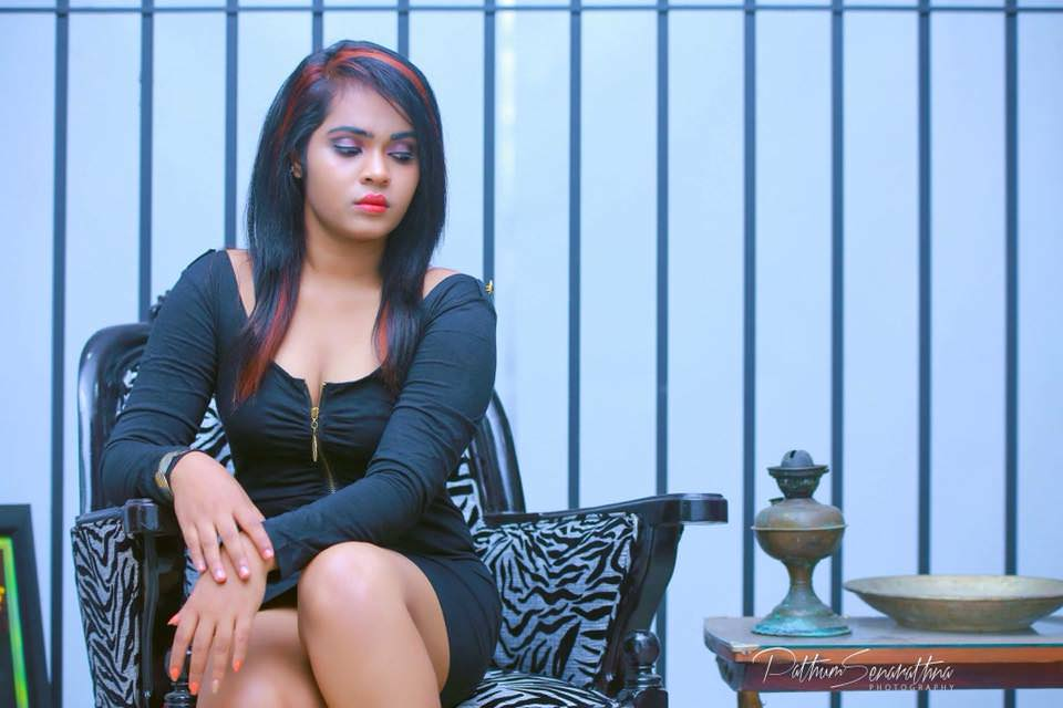 Rashee Zara Tight Black Dress