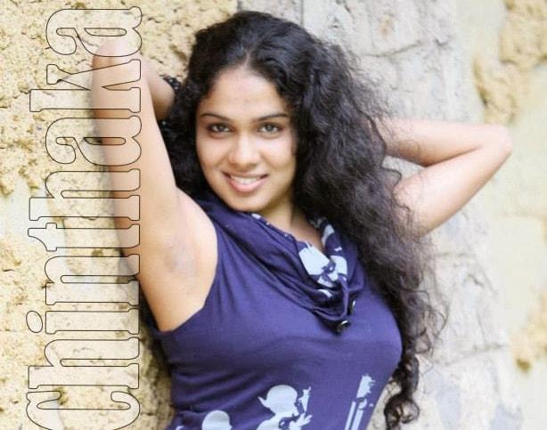 Sinithi Akila Hot Legs