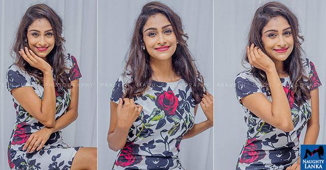 Chalani Nisansala Close-Up Photo Shoot