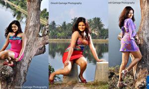 Ameesha Kavindi Hot Stills