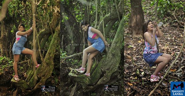 Anjula Gamage Natural Beauty