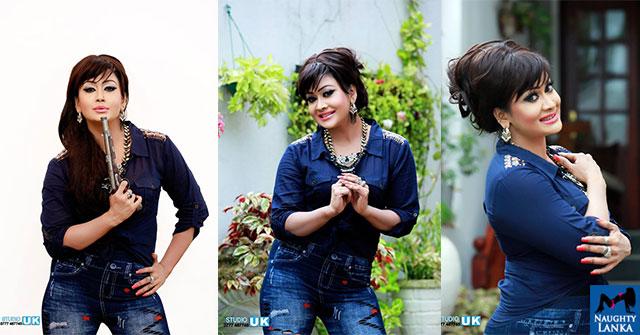 Anusha Damayanthi hot