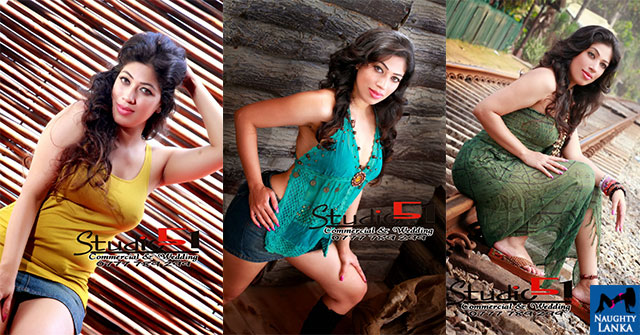 Anusha Rajapaksha Leaked Photos