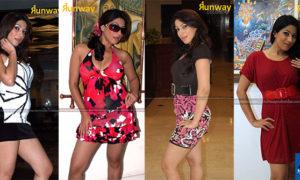 Anusha Rajapaksha Photo Shoot For Runway Colombo