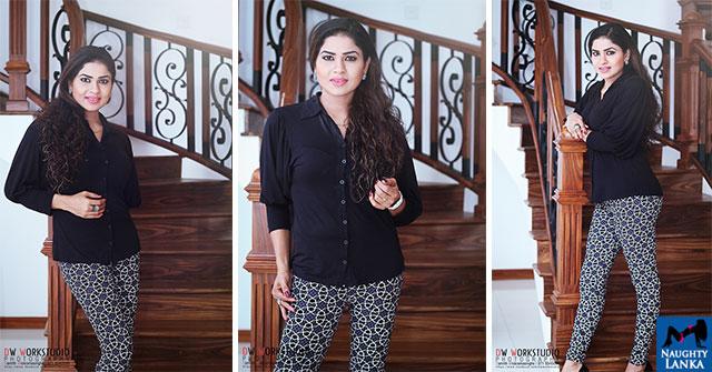 Ayesha Sandamali Hot