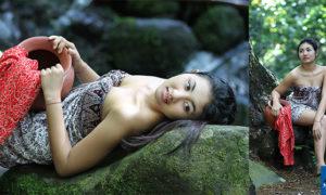 Ayu Devi Flaunts Her Toned Legs