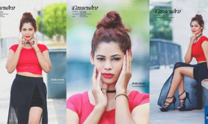 Cassendra Morgan Flaunts Her Toned Legs