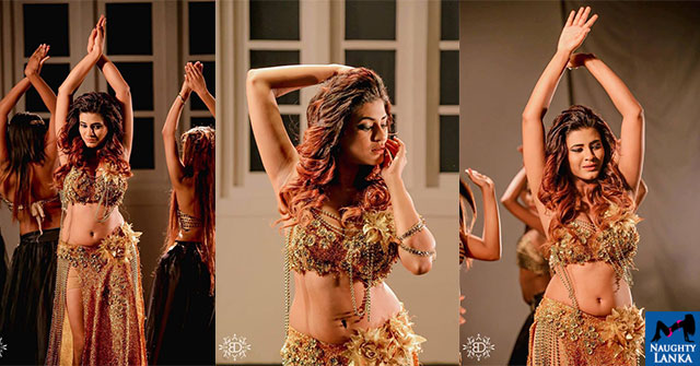 Chamathka Lakmini Latest Hot Photoshoot Stills
