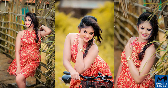 Chamini Samarakoon Latest Hot Photoshoot
