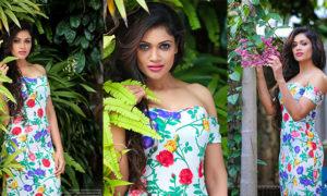 Chulakshi Ranathunga Looks Stunning During A Hot Photo Shoot