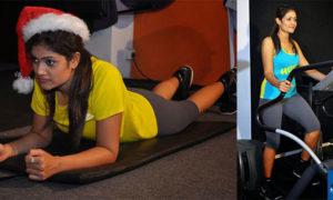Chulakshi Ranathunga New Hot Workout Photos