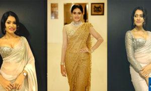 Chulakshi Ranathunga Saree Fashions