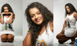 Deepika Sonali Hot In Tights Dress