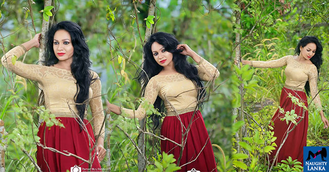 Deshi Senadhira Looks Stunning During A Hot Photo Shoot