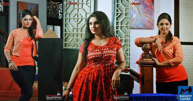 Dulani Anuradha Is Looking Extremely Seducing In This Pictures