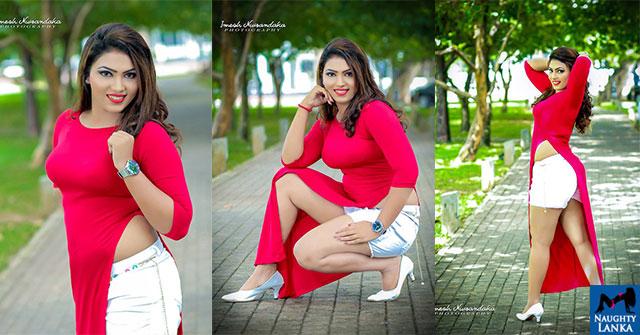 Gayathri Kanchanamali Hot Latest Photos