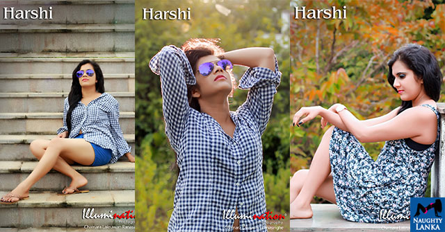 Harshi Ruwanthi Latest Hot Photoshoot Stills