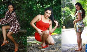 Nadeema Chathurani Hot And Sexy Poses