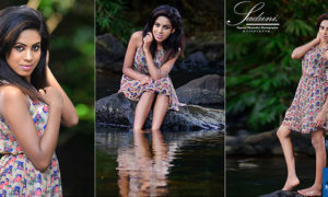 Sanduni Harshani Sexy Comes Naturally