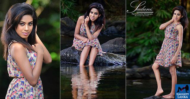 Sanduni Harshani Natural Hotness