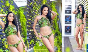 Allegra Wijemuni Hot Bikini Photo Shoot