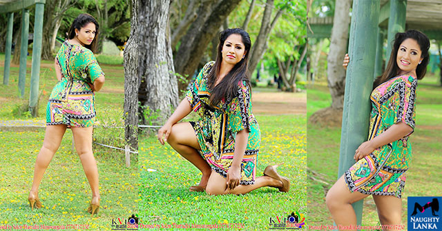 Bhakthy Anjalee Tennakoon Hot Legs Exposed