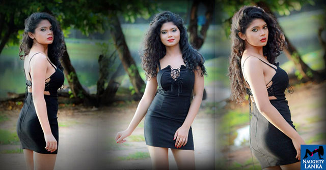 Hasini Samuel Beauty In Black