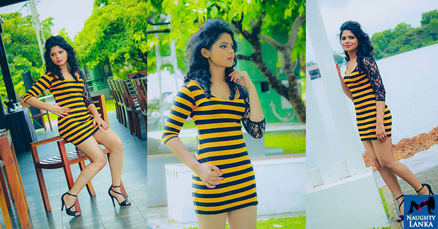 Hasini Samuel Sexy Mini Dress
