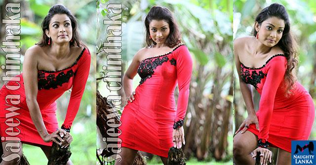 Himali Siriwardana Hot And Sexy Poses