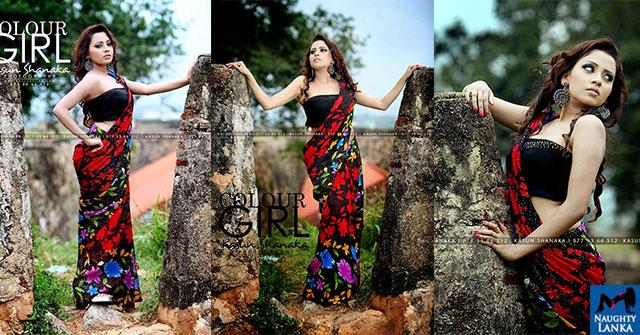 Hiruni Bandara Saree Fashions
