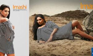 Imasha Dilshani Beach Photoshoot