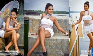 Imasha Dilshani Hot And Sexy Poses