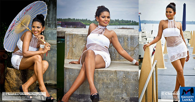 Imasha Dilshani Hot Poses