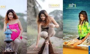 Ishi Fernando Beach Photoshoot