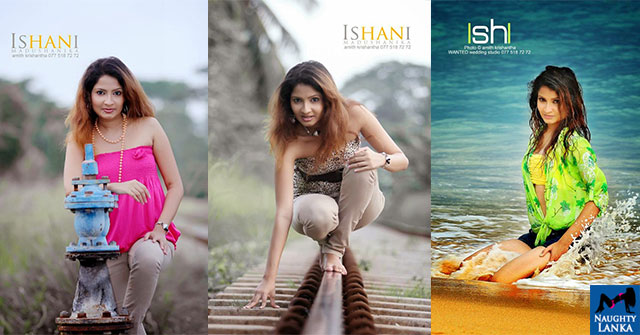 Ishi Fernando Beach Photoshoot