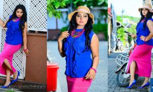 Jayani Weerasinghe Bombshell Beauty Looks