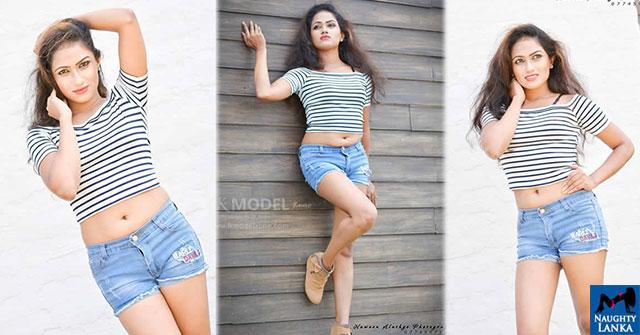 Kavindya Mathota Arachchi Hot Legs