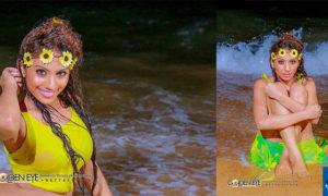 Kushi Sharanya Looks Beach Ready In That Hot Bikini