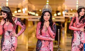 Kushi Sharanya Poses For A Portrait